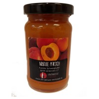 Marille Pfirsich Fruchtaufstrich