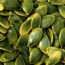 Kürbiskern Salz